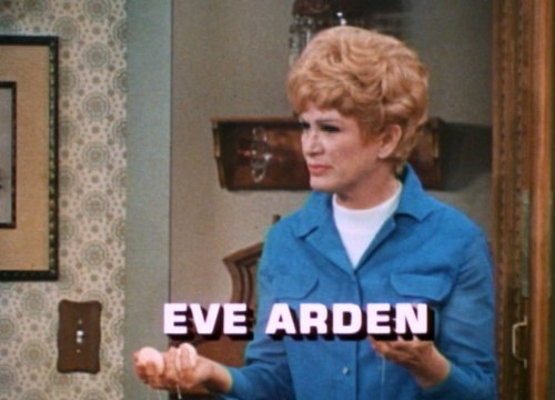 Eve Arden as Eve Hubbard - Sitcoms Online Photo Galleries