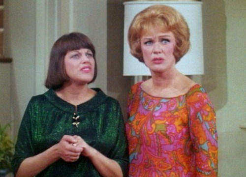 Kaye Ballard & Eve Arden - Sitcoms Online Photo Galleries