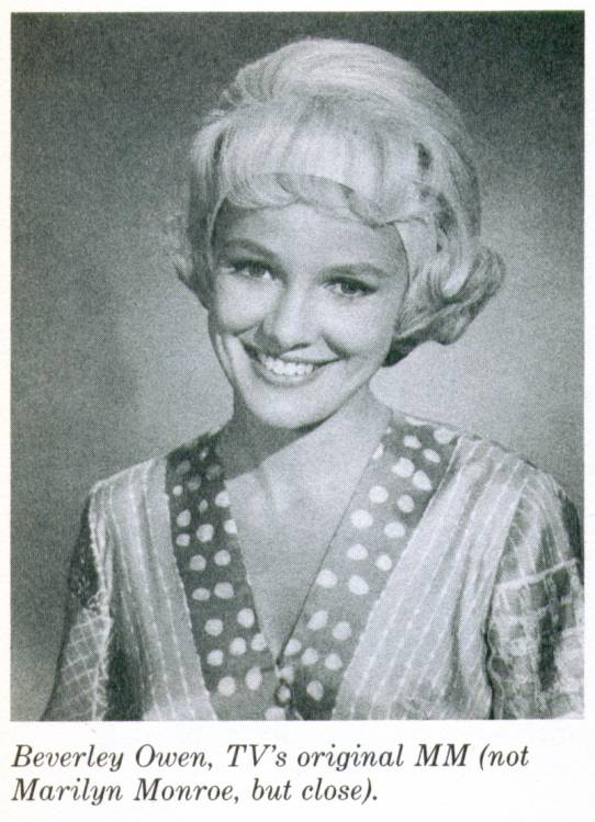 beverley owen now