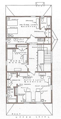 lane house floor plans sitcoms online photo galleries floor plan of laverne amp shirley s apartment sitcoms