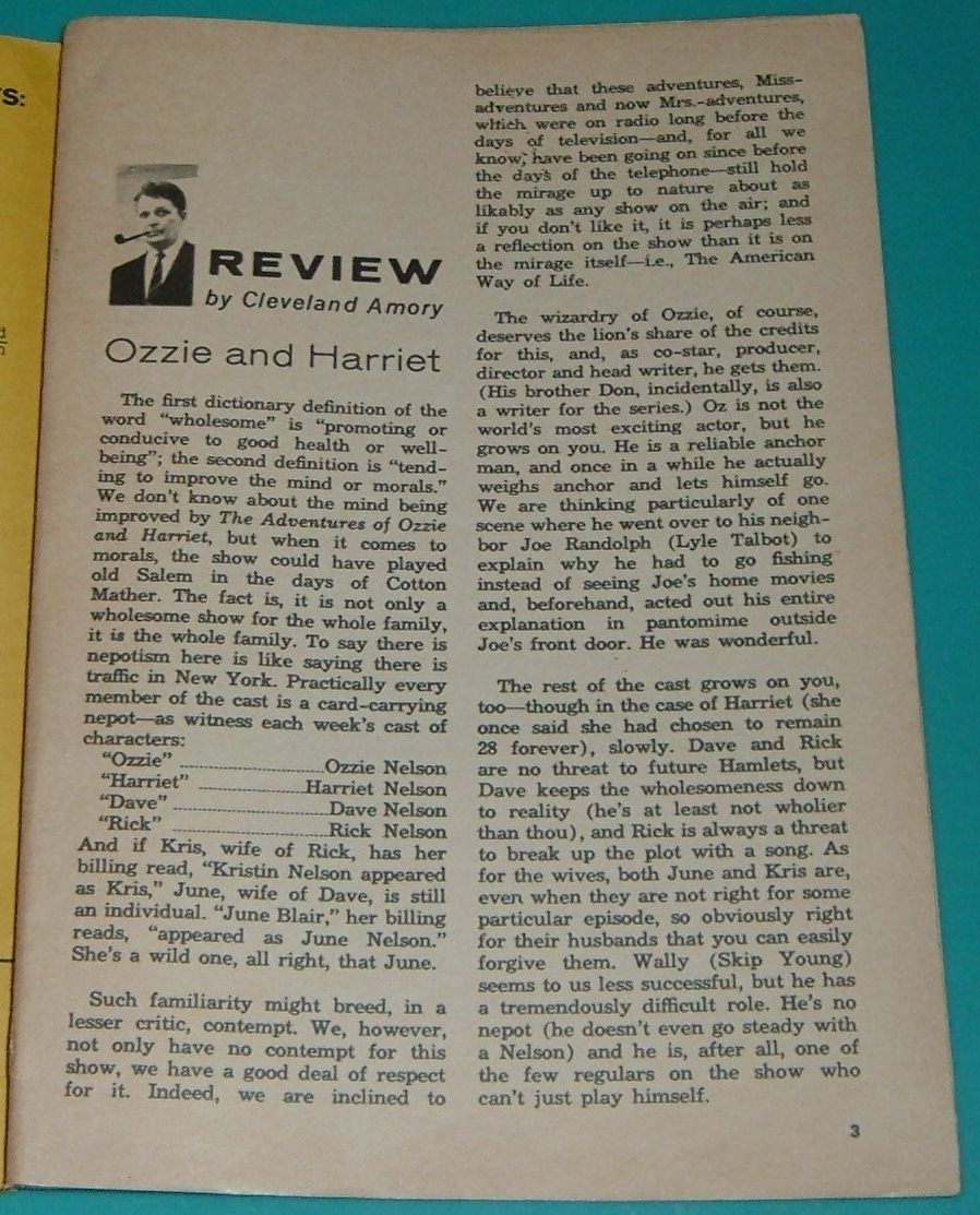 1964_TV_ARTICLE_OZZIE_and_HARRIET_REVIEW_