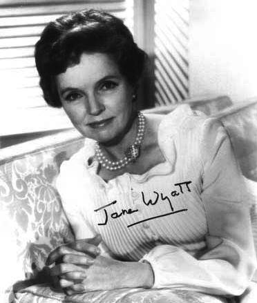 jane wyatt images