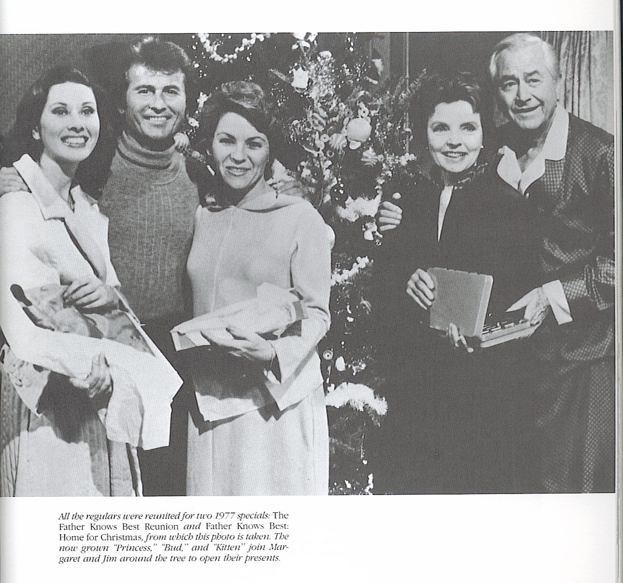 father knows best sitcoms online photo galleries - Father Knows Best Home For Christmas 1977