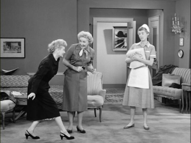 Image result for lucy meets the queen
