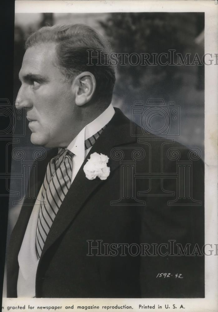 1949_Press_Photo_William_Bendix_in_The_Life