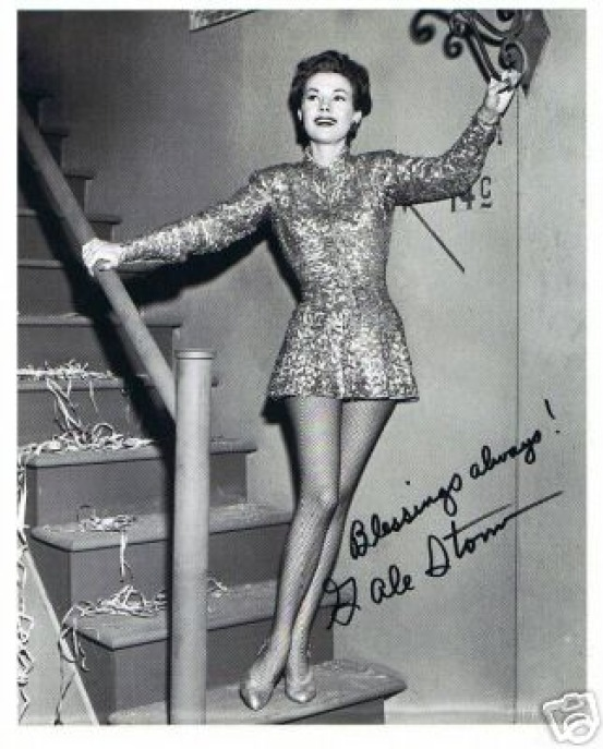 gale storm biography