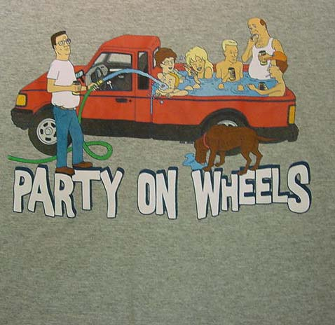 King of The Hill Shirt King of The Hill T-shirt