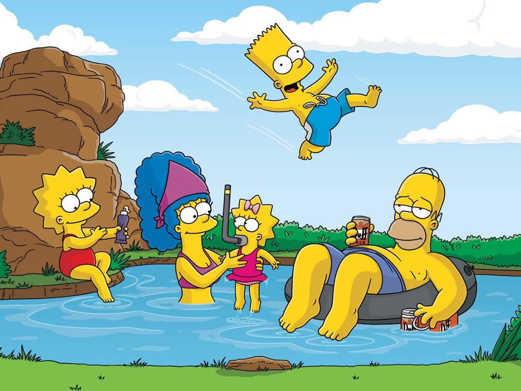 SimpsonsWallpaper1024