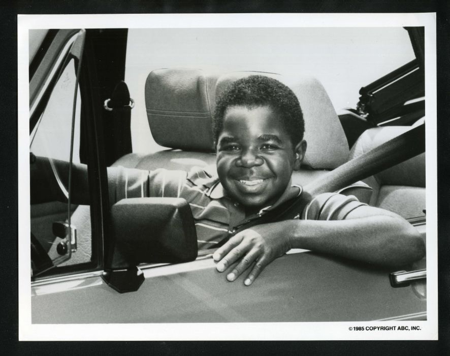 1985_GARY_COLEMAN_Vintage_Original_Photo_DIFF_RENT_STROKES_gp