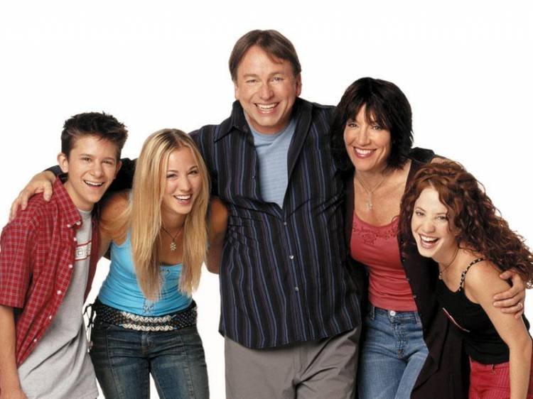 sitcoms eight 8 simple rules cast photos previous image next image