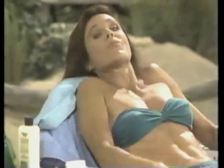 In Miami Neon Green Bikini Sexy Claudia Galanti In Skimpy Green Bikini