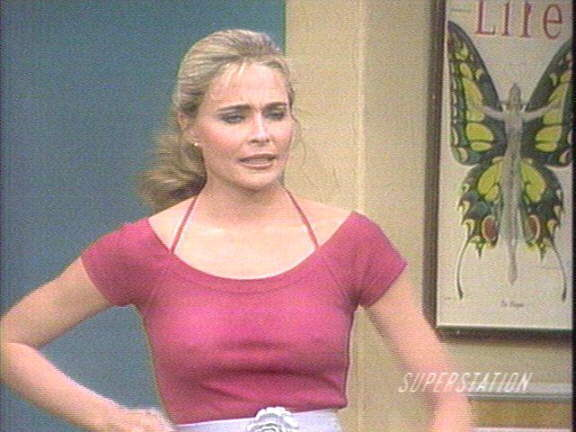 you ve gotta admit  Priscilla Barnes was hot in the early 80sPriscilla Barnes 1981