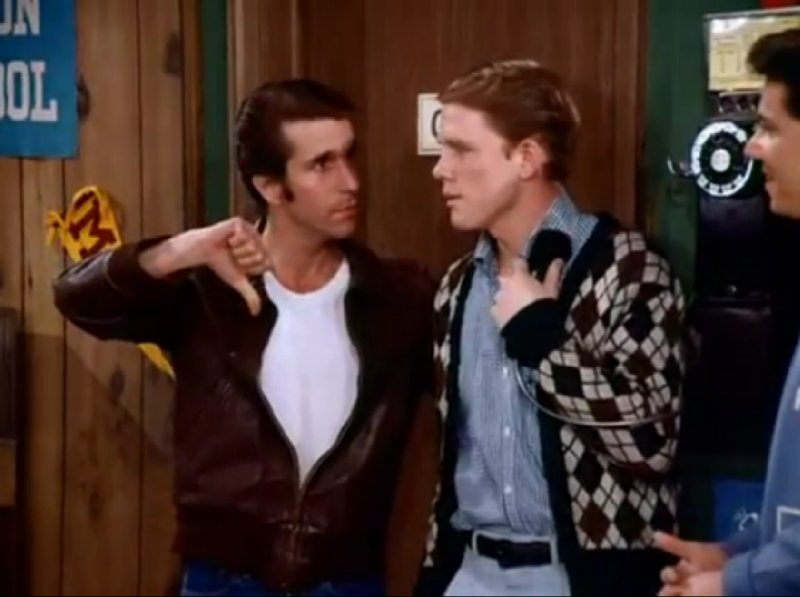 Thumbs DOWN! - Sitcoms Online Photo Galleries