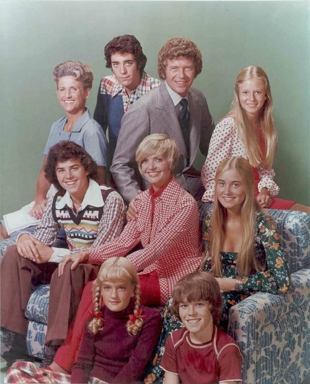 Brady Bunch Cast - Sit...