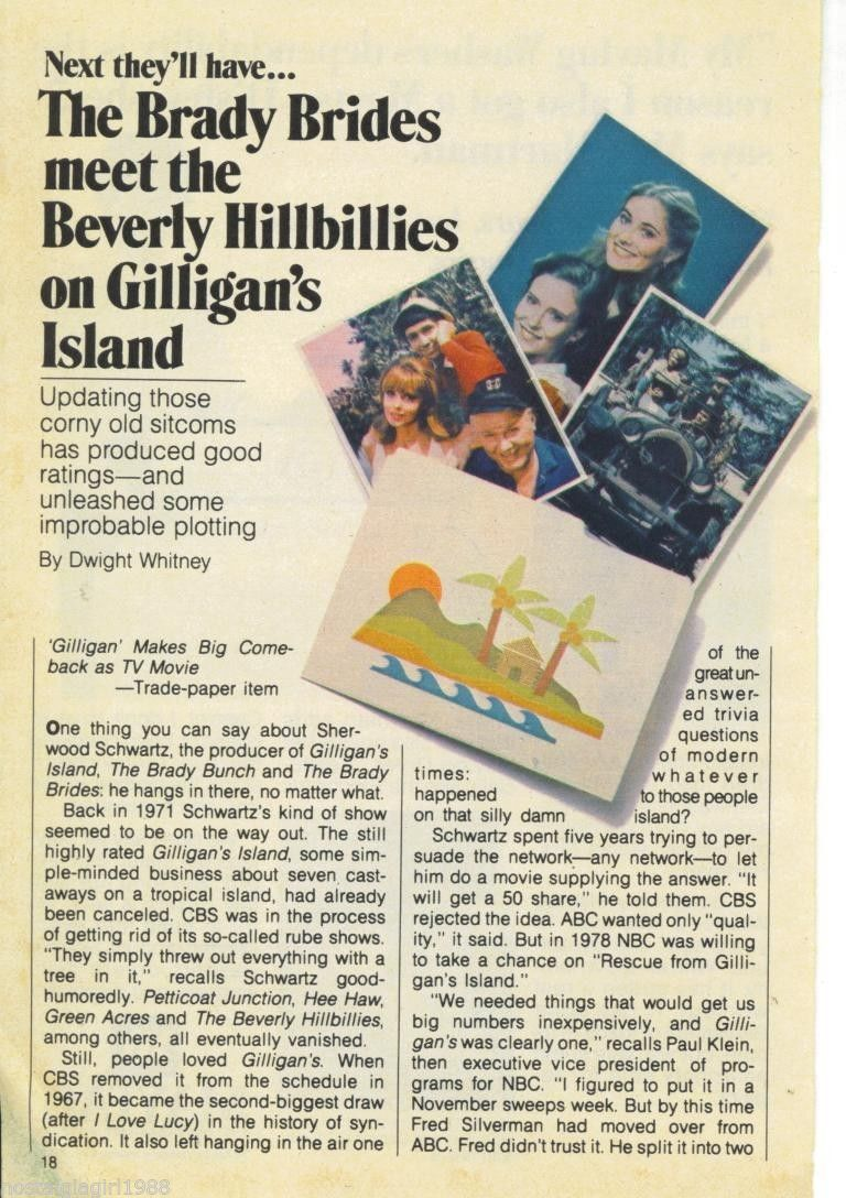 1981_Tv_Article_Brady_Brides_Meet_Beverly_Hillbillies_on_Gilligan_s_Island