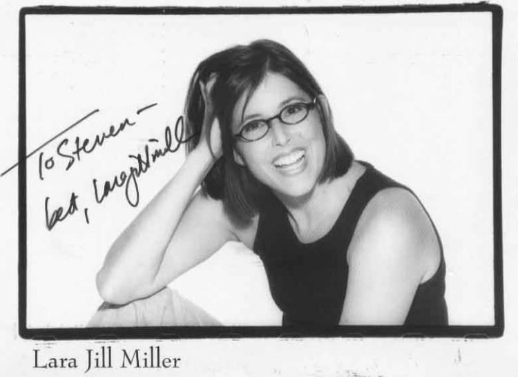 lara jill miller movies