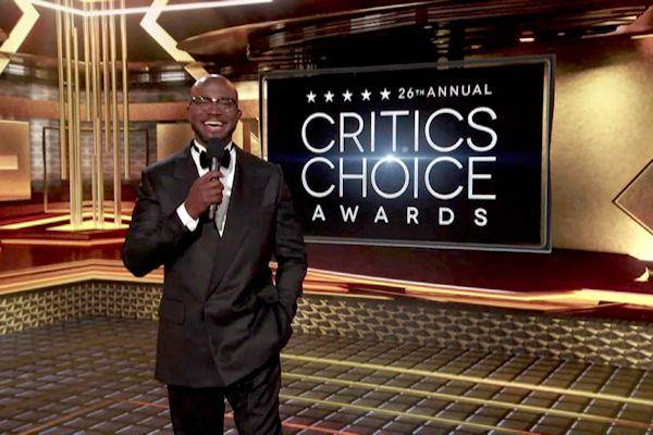 26th Annual Critics Choice Awards - Taye Diggs