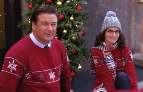 30 Rock - Alec Baldwin and Tina Fey