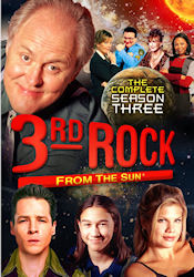 3rd Rock from the Sun - The Complete Season Three (Mill Creek)