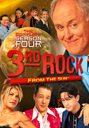 3rd Rock from the Sun - The Complete Season Four (Mill Creek)