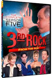 3rd Rock from the Sun - The Complete Season Five (Mill Creek)