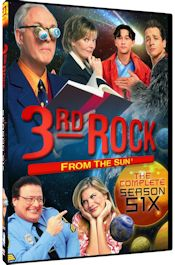 3rd Rock from the Sun - Season 6 (Mill Creek)