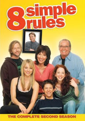 8 Simple Rules - The Complete Second Season