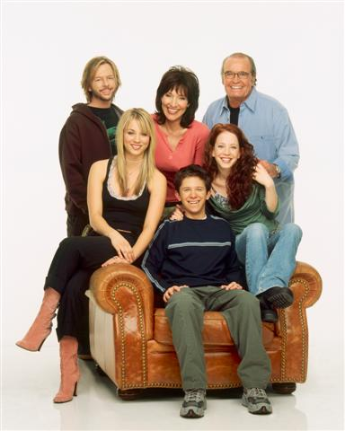Cast of 8 Simple Rules for Dating My Teenage Daughter (2004)