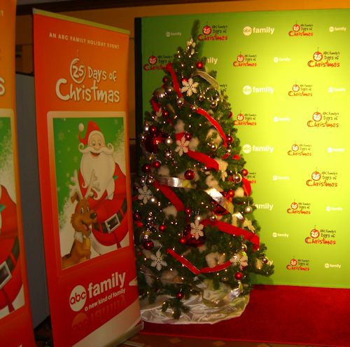ABC Family's 2013 Winter Wonderland in New York