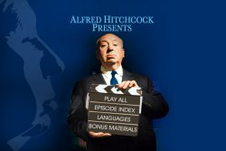 Alfred Hitchcock Presents - Season One DVD Menu