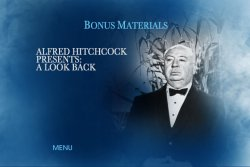 Alfred Hitchcock Presents - Season Two DVD Menu