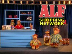 ALF- Season Two DVD Menu