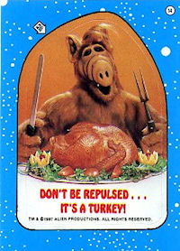 ALF Thanksgiving