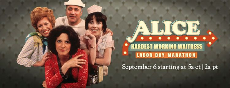 Alice - Hardest Working Waitress Labor Day Marathon