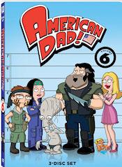 American Dad! - Volume 6