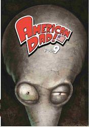 American Dad! - Volume 9