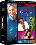 American Dreams - Season 1 Extended Music Edition DVD