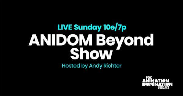 Anidom Beyond Show