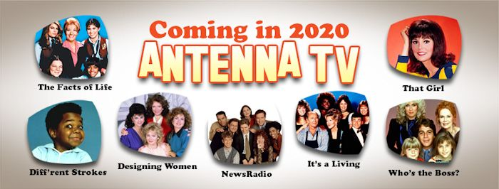 Antenna TV - Coming in 2020