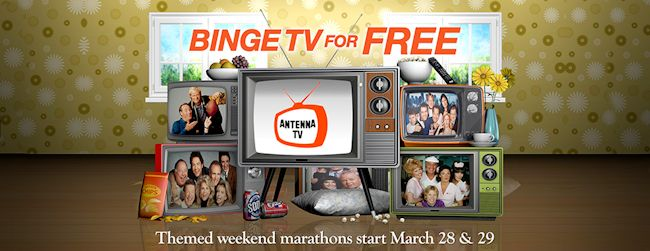 Antenna TV's Binge TV for Free