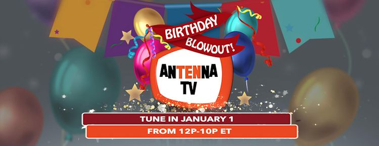 AnTENna TV's Birthday Blowout