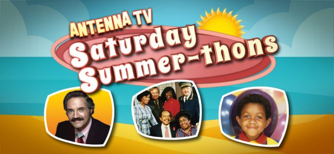 Antenna TV Saturday Summer-thons