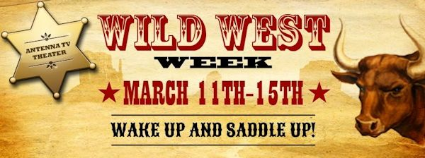 Antenna TV - Wild West Week