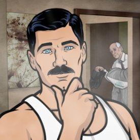 Archer - Movember