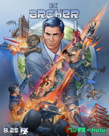 Archer - Season 12