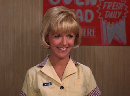 Arlene Golonka - Mille Hutchins - The Andy Griffith Show
