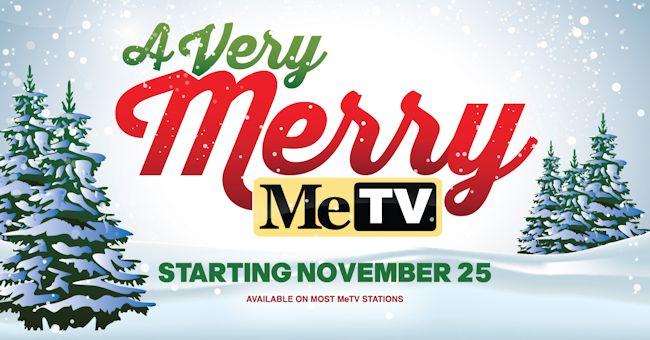 A Very Merry MeTV