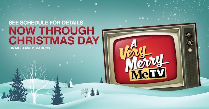 A Very Merry TV