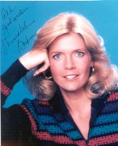 Meredith Baxter autographed photo