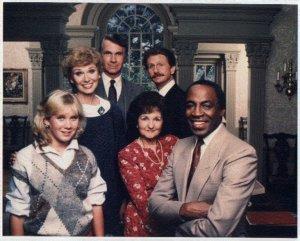 Benson cast